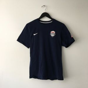Nike USA Basketball Hoops For Troops Graphic Tee